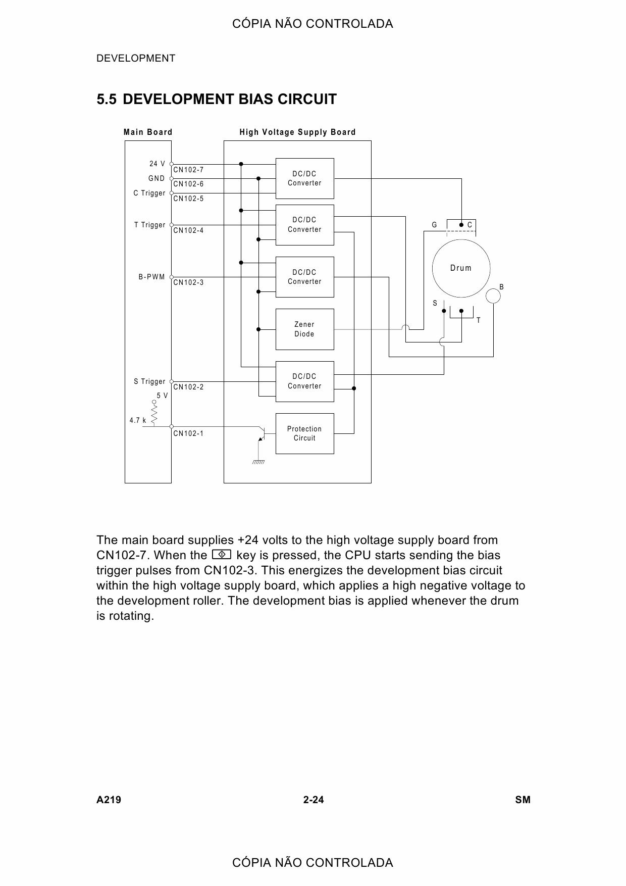 Roland Hp 245 Service Manual